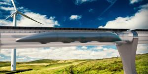 hyperloop valsecchi space X