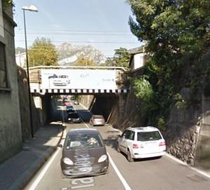 ponte ferrovia via amendola