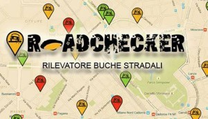 roadchecker app buche stradali 2