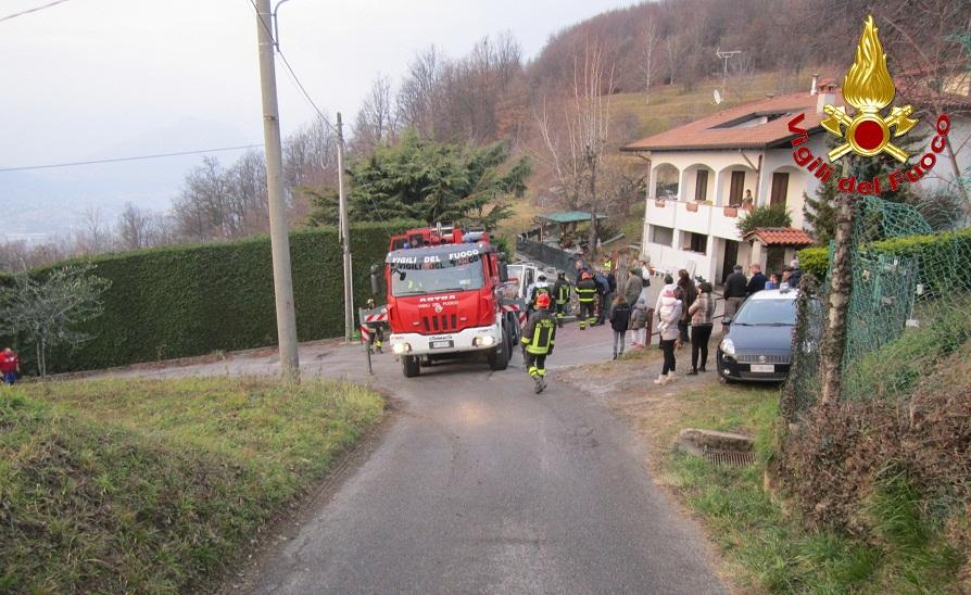 vigili fuoco pompieri autocisterna monte marenzo 2