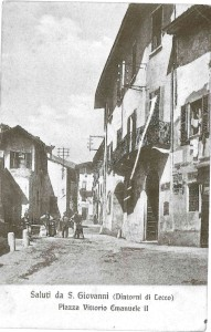 Piazza Vittorio Emanuele II, San Giovanni. 1909
