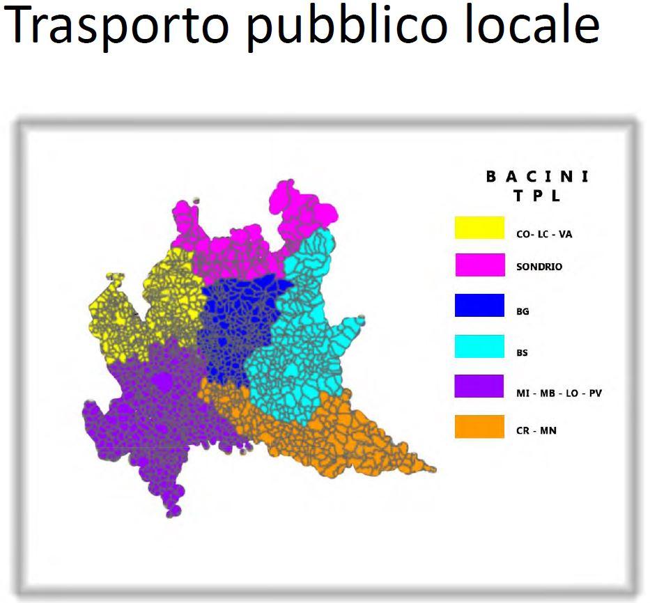 aree vaste 5 trasporti