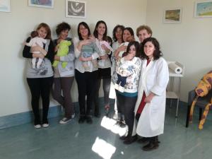 consultorio calolzio allattamento