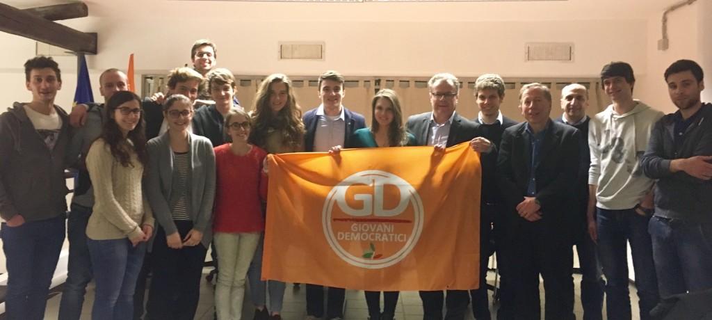 giovani democratici congresso circolo lecco
