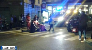 incidente moto piazza diaz 3