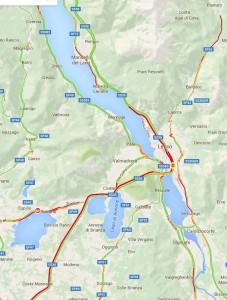 maps traffico ss36