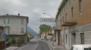 INGRESSO DI LECCO DA VERCURAGO