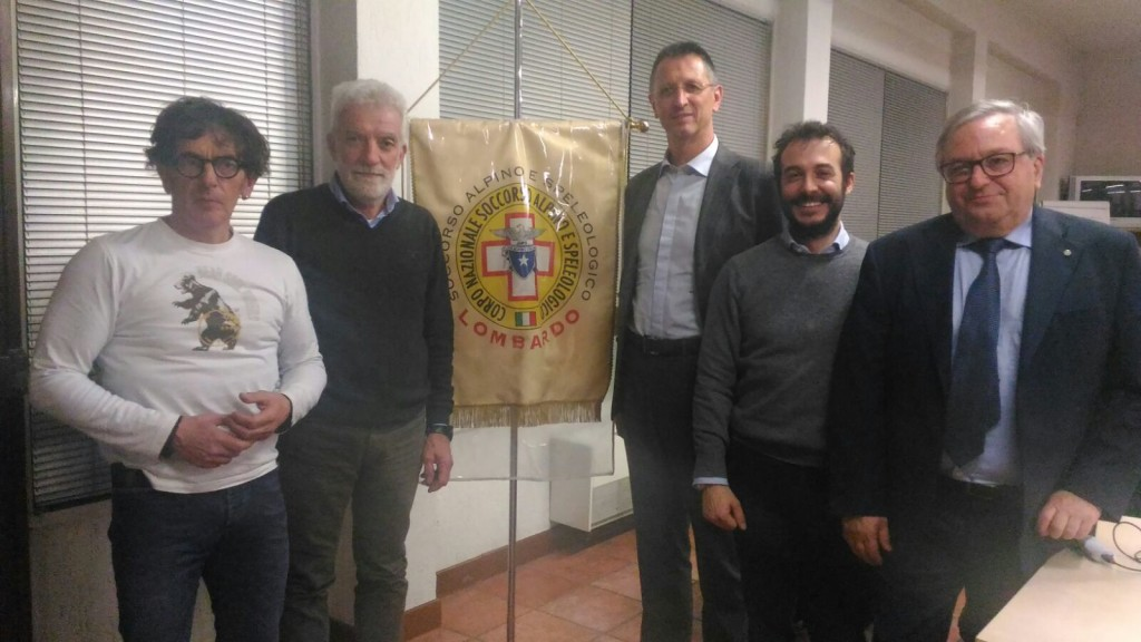 cnsas Comi - Barbsotti - Carrara - Gigliuto - Baldracco