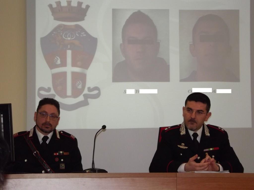 curve stupefacenti carabinieri ballabio droga