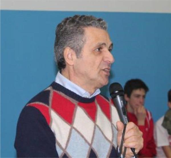 Nino Bevacqua candidato presidente