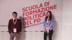 Emily e Pietro #classedem PD