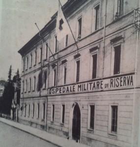 Liceo Classico Alessandro Manzoni, Lecco, 1915-1918