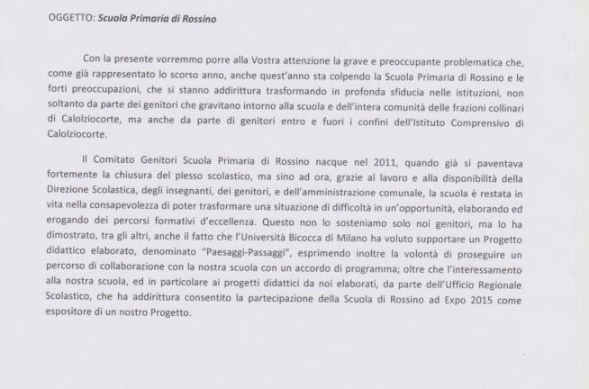 Lettera Scuola Rossino - 02b