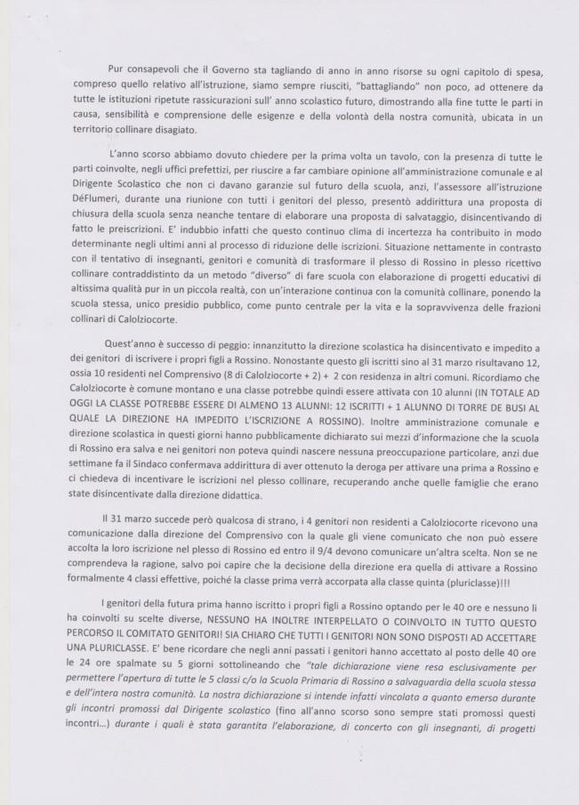 Lettera Scuola Rossino - 03