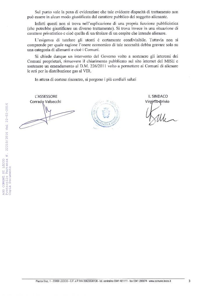 SERVIZI GAS lettera lecco presidenza consiglio-04