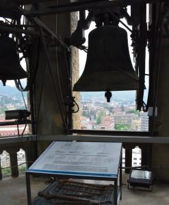 campanile san nicolò Pannello cella campanaria