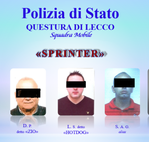 indagine sprinter