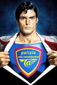 polizia comunicazioni social