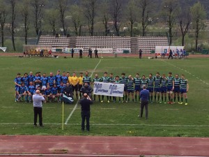 rugby lecco cus milano telethon