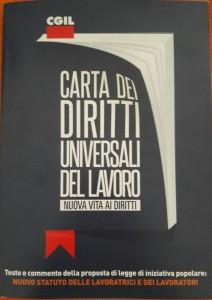 carta diritti universali lavoro