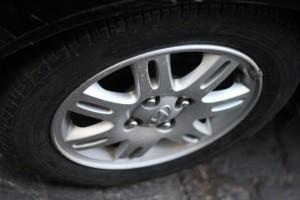 auto pneumatico ruota