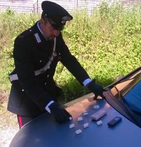 carabinieri oggiono spaccio cocaina 2
