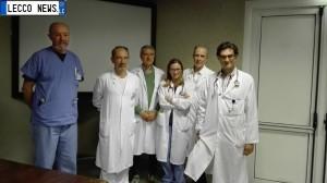 equipe cardiochirurgia lecco
