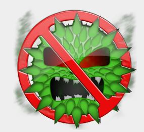 facebook virus face infected