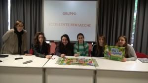 giochi matematici 1 prof Valeria Cattaneo, Cecilia  Bodega, Chiara. Ciraci, Veronica Corti, Gloria Vergani, Sara fustella
