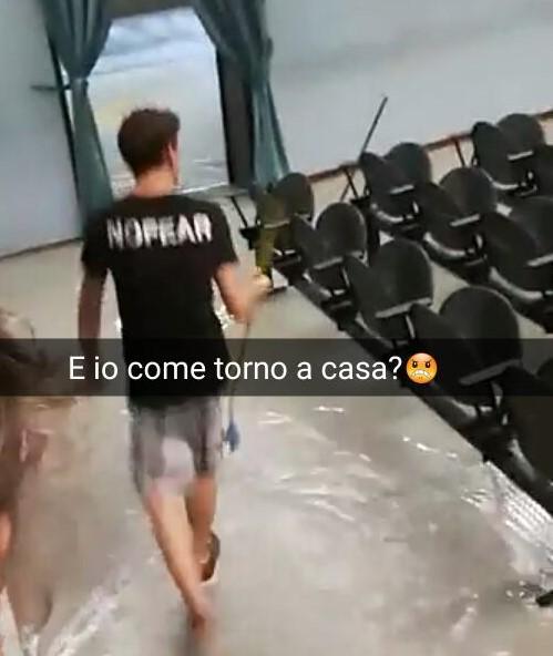 ORATORIO BELLEDO ALLAGATO