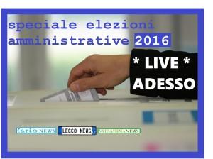 SPECIALE EELEZIONI 2016 live now