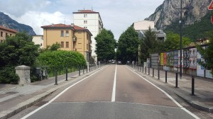 Viale Turati, Lecco, 2016