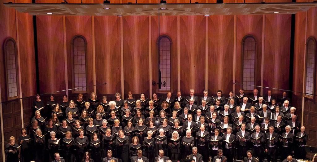 """Santa Barbara Choral Society - Verdi's """"Requiem"""" 5/16/09Granada Theatre"""