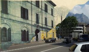 CASERMA GIUSEPPE SIRTORI - LECCO