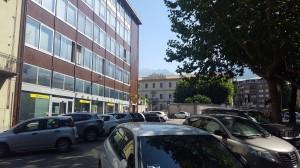 Collegio Alessandro Volta e ufficio centrale Poste Italiane, Lecco, 2016