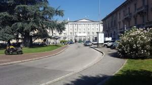 Piazza Mazzini, Lecco, 2016