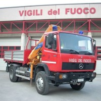 vvf camion supporto