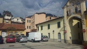 Piazza Regazzoni, Calolziocorte, 2016