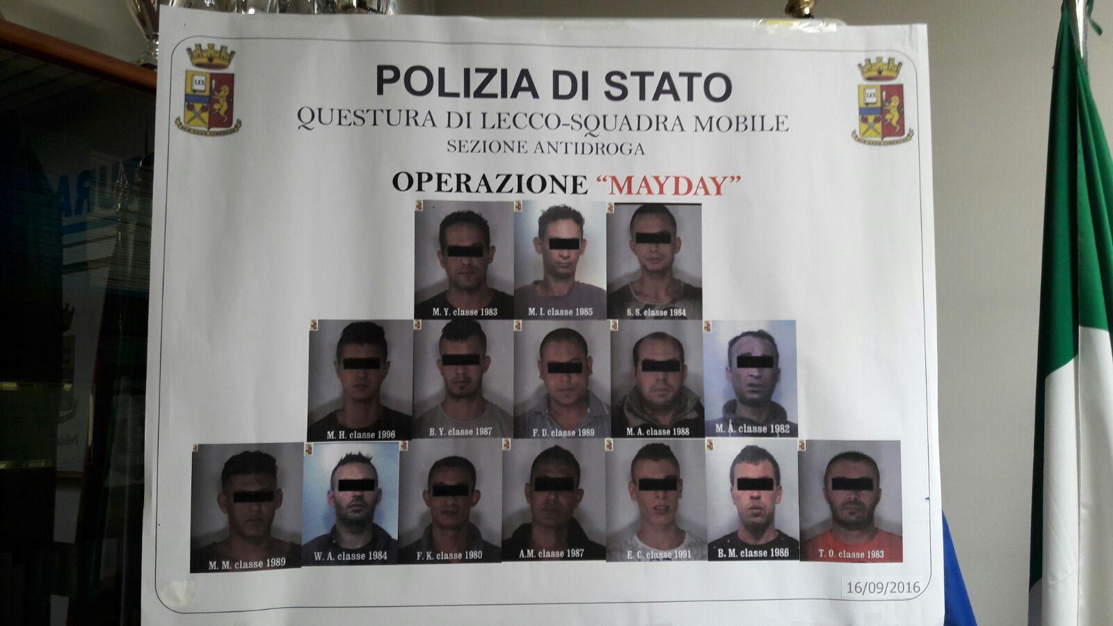 Cocaina: nuovi arresti. Vasto giro di spaccio, oltre 3 mila i clienti