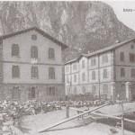Le case dei ferrovieri, Lecco, 1915