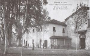 Chiesa e monastero del Lavello, Calolziocorte, 1921