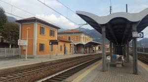 Stazione ferroviaria di Calolziocorte - Olginate, 2016
