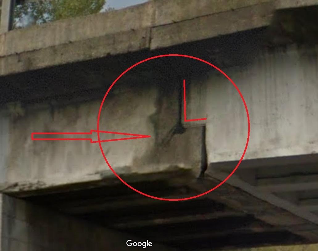 Vigili del Fuoco, il recupero vittima crollo ponte ss36 viadotto Milano Brianza