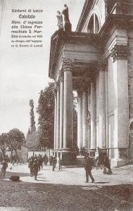 Chiesa arcipresbiterale di San Martino, Calolzio, 1910