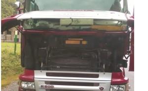 camion-panne