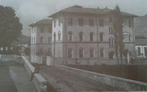 Istituto Alessandro Manzoni, Lecco, 1925
