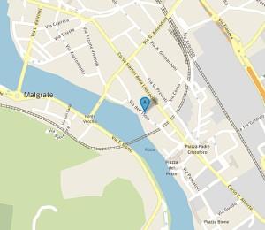 via-dell-isola-cartina