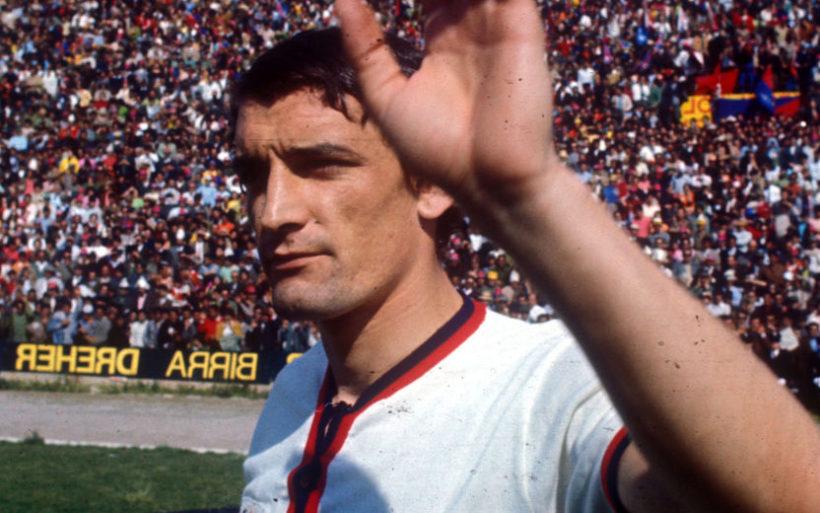 Calcio: Auguri Riva,eroe di un calcio fatto di gol e onore