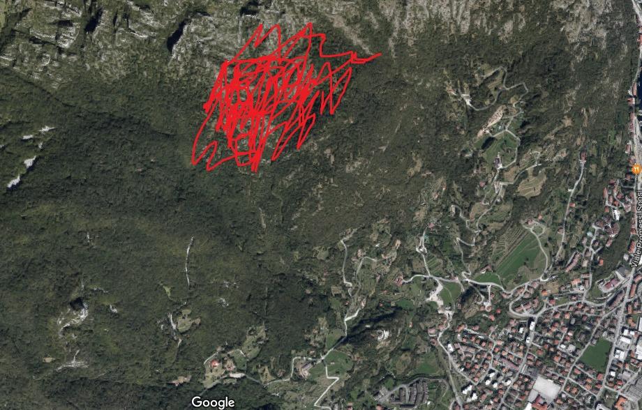 INCENDIO MAP