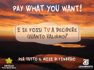 Ostello Barro Legambiente - Pay What You Want